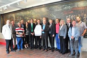 Gründung des Vereins Energiebündnis Rostock (Foto: Foto: Katrin Zimmer)