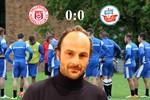 Hansa Rostock und der Hallesche FC trennen sich torlos
