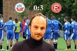 Hansa Rostock unterliegt Fortuna Düsseldorf mit 0:3