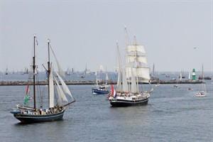 26. Hanse Sail Rostock vom 11. bis 14. August 2016 (Foto: Archiv)