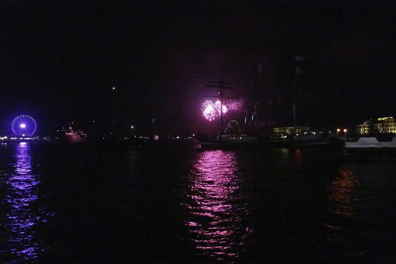 Konzerte und Feuerwerk zur Hanse Sail 2016