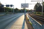 Radweg am Holbeinplatz erneuert