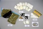 Mehr als 13 Kilogramm Betäubungsmittel sichergestellt