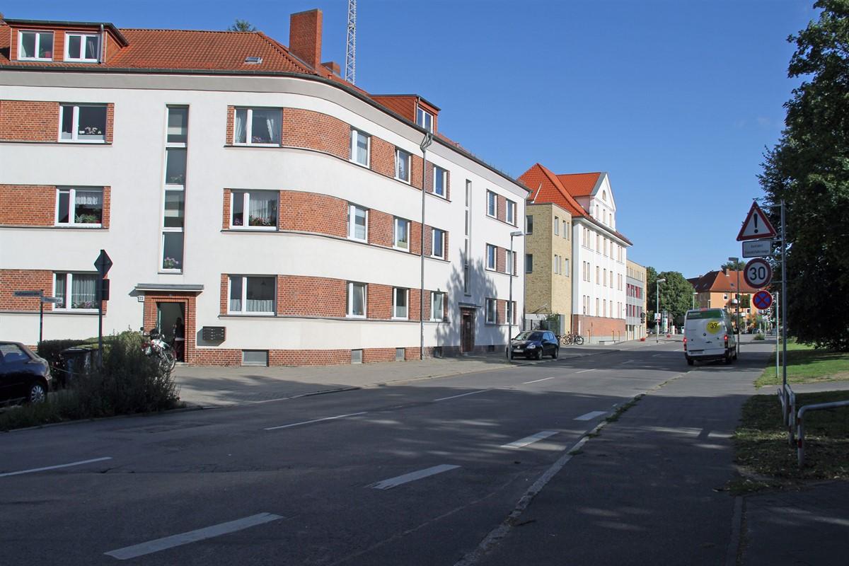 Ulmenstraße Rostock