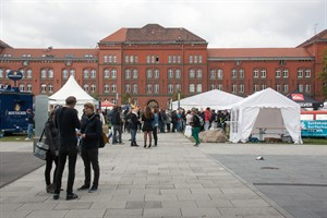Campustag der Uni Rostock am 10. Oktober 2017 (Foto: Archiv)