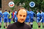 Hansa Rostock unterliegt den Sportfreunden Lotte mit 1:3