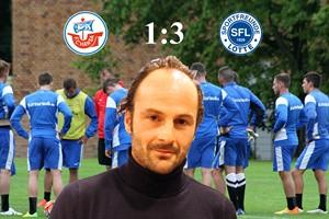 Hansa Rostock unterliegt den Sportfreunden Lotte mit 1:3 (Foto: Archiv)