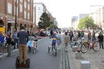 Klimaaktionstag 2016 in der Langen Straße
