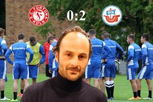 Hansa Rostock besiegt Fortuna Köln mit 2:0 (Foto: Archiv)