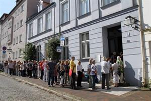 Auch das Stadtpalais in der Koßfelderstraße 11 öffnet zum Tag des offenen Denkmals seine Türen (Foto: Archiv)