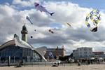 Stromfest und Drachenfest 2016 in Warnemünde