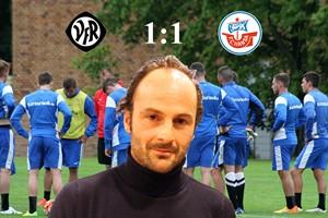 Hansa Rostock und der VfR Aalen trennen sich 1:1 (Foto: Archiv)