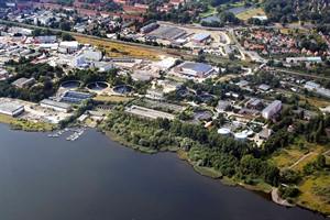 20 Jahre Zentrale Kläranlage Rostock (Foto: Eurawasser/Fotostudio Hagedorn)