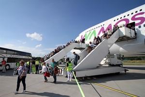 Kreuzfahrtpassagiere sorgen für höhere Fluggastzahlen in Rostock-Laage (Foto: Archiv)