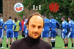 Hansa Rostock und Mainz 05 II trennen sich 1:1