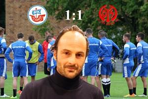 Hansa Rostock und Mainz 05 II trennen sich 1:1 (Foto: Archiv)