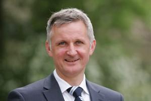 Prof. Dr. Christian Schmidt, Ärztlicher Vorstand der Universitätsmedizin Rostock