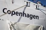 """Neue Scandlines-Hybridfähre auf den Namen """"Copenhagen"""" getauft"""
