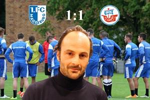 Hansa Rostock und Magdeburg trennen sich 1:1 (Foto: Archiv)
