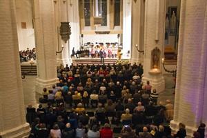 Festveranstaltung 25 Jahre Ortsbeiräte in der Nikolaikirche