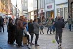 Streit um Neuregelung der Straßenmusik