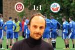 Hansa Rostock und Wehen Wiesbaden trennen sich 1:1