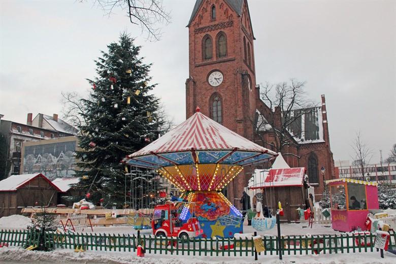 Gottesdienste zu Weihnachten 2016 in Rostock
