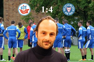 Hansa Rostock unterliegt Holstein Kiel mit 1:4
