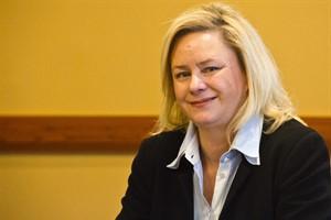 Anke Vogelsang leitet das Rostock Convention Bureau.