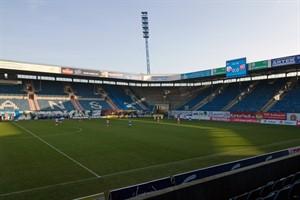 Keine Zuschauer, keine Tore - Nullnummer im Geisterspiel zwischen Hansa Rostock und Jahn Regensburg