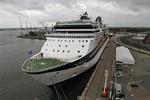 Neues Kreuzfahrt-Terminal für Pier 8 in Warnemünde