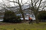 Umbau der Stadthalle Rostock beginnt
