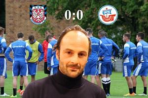 Hansa Rostock und der FSV Frankfurt trennen sich torlos (Foto: Archiv)