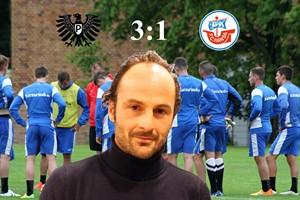 Hansa Rostock unterliegt Preußen Münster mit 1:3 (Foto: Archiv)