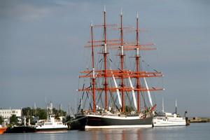 """""""Sedov"""" als 100. Schiff zur 27. Hanse Sail Rostock angemeldet"""