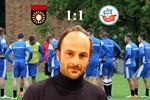 Hansa Rostock trennt sich 1:1 von Sonnenhof Großaspach