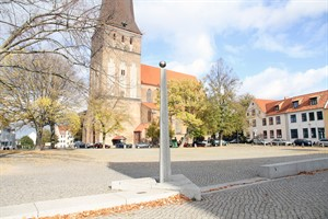 Alter Markt in Rostock (Archivfoto)