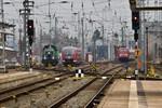 Bahn informiert über Baumaßnahmen