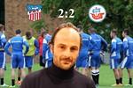 Hansa Rostock und der FSV Zwickau trennen sich 2:2