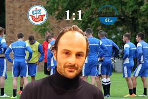 Hansa Rostock und Paderborn trennen sich 1:1 (Foto: Archiv)