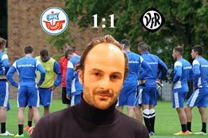 Hansa Rostock retten einen Punkt gegen Aalen (Foto: Archiv)