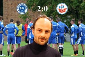 Hansa Rostock unterliegt den Sportfreunden Lotte mit 0:2 (Foto: Archiv)