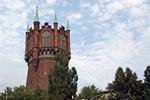 Wasserturm wird saniert