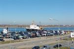 Parkplatz am Stadthafen wird gepflastert