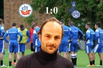 Hansa Rostock besiegt Duisburg mit 1:0