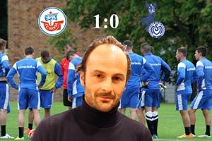 Hansa Rostock besiegt Duisburg mit 1:0 (Foto: Archiv)