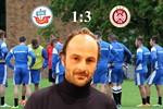 Hansa Rostock unterliegt Wehen Wiesbaden mit 1:3