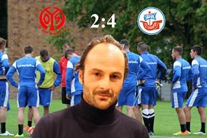 Hansa Rostock besiegt die U23 von Mainz 05 mit 4:2 (Foto: Archiv)
