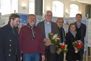 Preisträger des Wettbewerbs Eingang Slueterstraße
