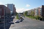 Rigaer Straße in Lütten Klein wegen Ausbau voll gesperrt